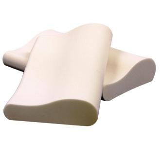 Neck Contour Pillow natural latex
