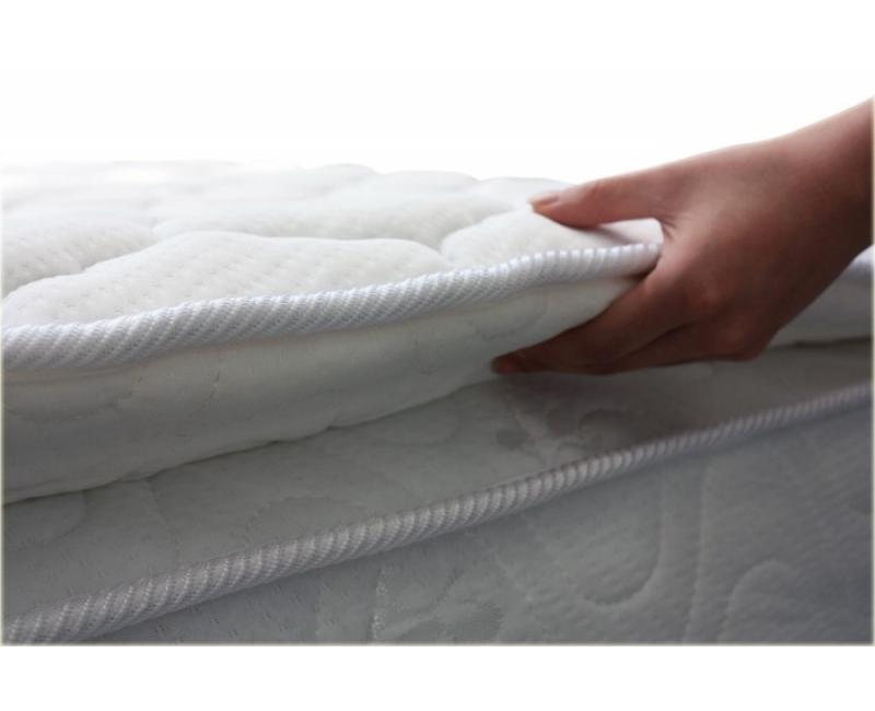 Violand Elora Spring Latex Pillow Top